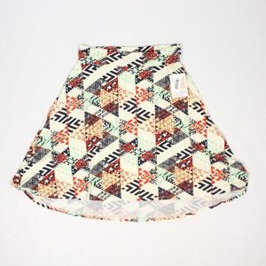 NWT Azure skirt {LuLaRoe}